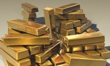 Gold is not glittering